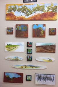 My part of Gallery 106 in Arnprior